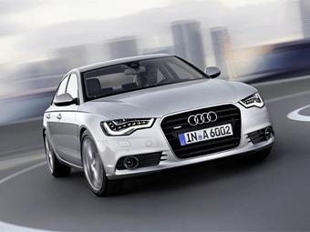 В гамме Audi A6 нового поколения появится гибрид