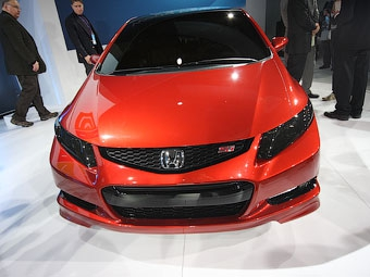 Состоялась премьера прототипов Honda Civic нового поколения