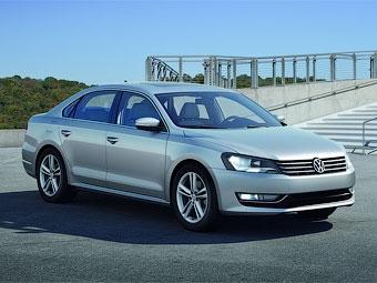 VW рассекретил новый седан для Америки