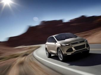 """Компания Ford показала прототип новой """"Куги"""""""