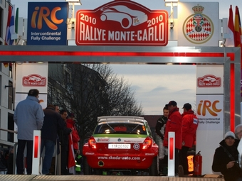 На участие в 100-м Ралли Монте-Карло поступило рекордное число заявок