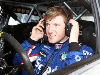 Гонщик IRC Гай Уилкс перешел в британскую команду Peugeot
