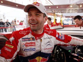 Леб не планирует выступать за Volkswagen в WRC