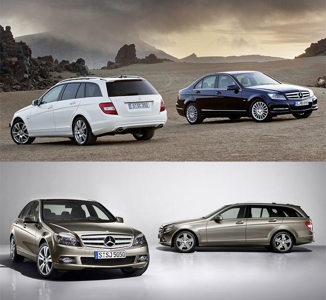 Первый тест-драйв обновленного Mercedes-Benz C-Class