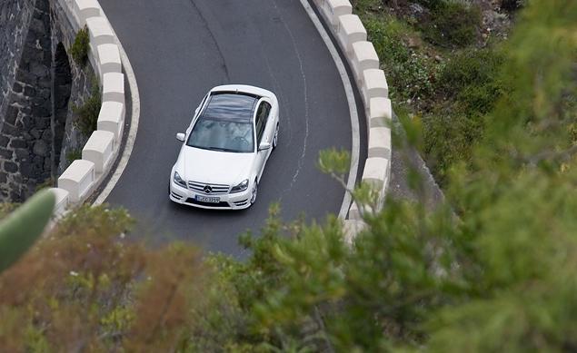 Первый тест-драйв обновленного Mercedes-Benz C-Class. Фото 2