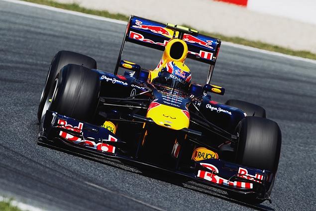 Феттель едва не упустил победу в Гран-при Испании. Фото 3