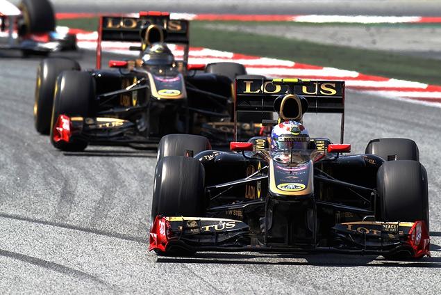 Феттель едва не упустил победу в Гран-при Испании. Фото 4