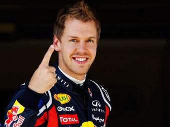 Red Bull сделала дубль на Гран-при Турции