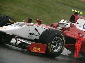 Пилот GP2 попал в серьезную аварию на гонке в Турции