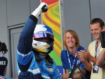 Хафф заработал дубль на этапе WTCC в Монце