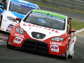 Габриэле Тарквини прервал победную серию пилотов Chevrolet