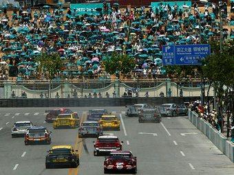 Гонку DTM в Шанхае отменили из-за китайского этапа WTCC