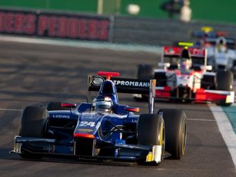 Алешин выступит на этапе GP2 в Турции за счет команды
