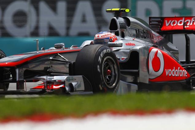 Интервью с пилотом McLaren Дженсоном Баттоном
