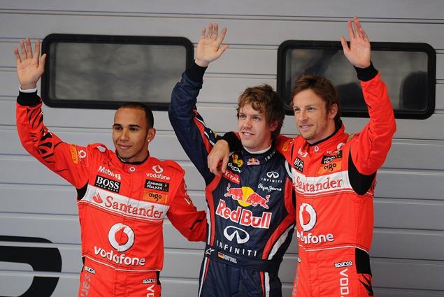 Интервью с пилотом McLaren Дженсоном Баттоном. Фото 1