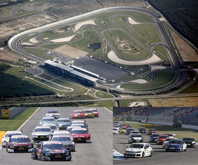 Учимся спортивному вождению в школе Audi. Фото 3