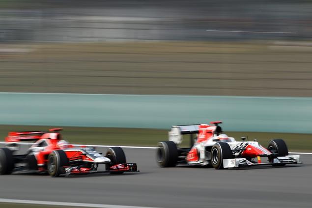 За счет чего в Формуле-1 увеличилось число обгонов. Фото 1