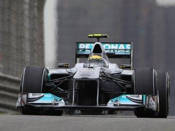Росберг назвал регулируемое антикрыло лучшим новшеством в истории Формулы-1