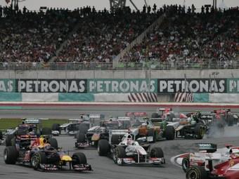 Команды остались довольны изменениями в правилах Формулы-1