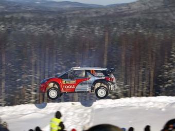 Запрет на вождение автомобиля в Швеции не помешает участию Сольберга в сезоне WRC 2011 года