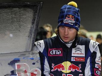 Кими Райкконен примет участие в десяти гонках WRC