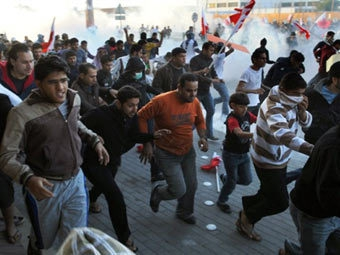 Акции протеста в Бахрейне поставили под угрозу проведение этапа Формулы-1