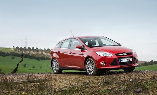 Первый тест-драйв Ford Focus третьего поколения. Фото 5
