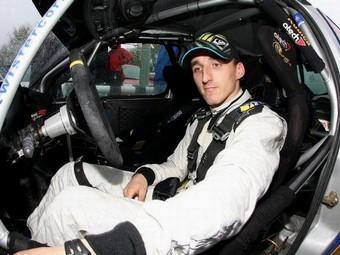 Роберт Кубица финишировал четвертым на Ралли дю Вар