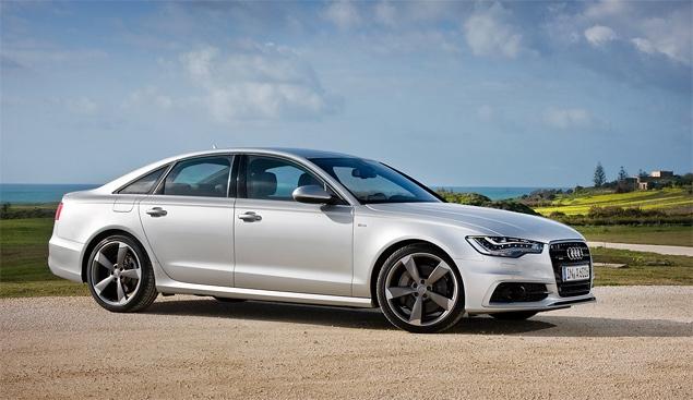 Первый тест-драйв Audi A6 нового поколения