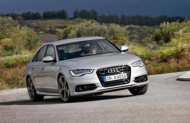 Первый тест-драйв Audi A6 нового поколения. Фото 4