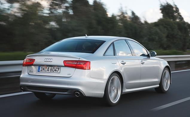 Первый тест-драйв Audi A6 нового поколения. Фото 5