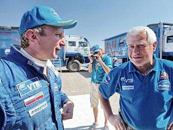 Владимир Чагин объявил о завершении гоночной карьеры
