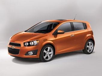 На Горьковском автозаводе будут выпускать Chevrolet Aveo