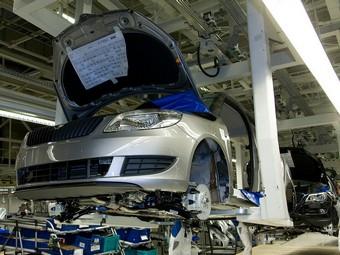 Российское правительство утвердило новый режим промсборки машин