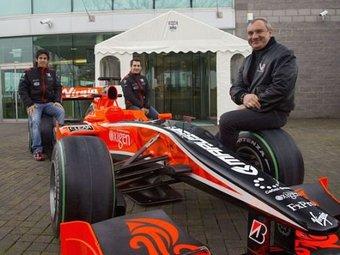 Компания Marussia Motors станет генеральным спонсором трансляций Формулы-1