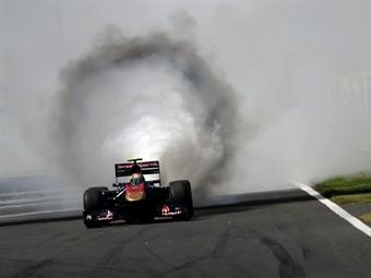 Российский суд разрешил показывать рекламу в трансляциях гонок Формулы-1