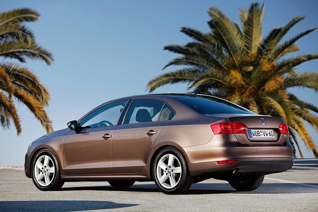 Первый тест-драйв нового седана VW Jetta