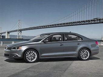 СМИ рассекретили внешность седана VW Jetta нового поколения