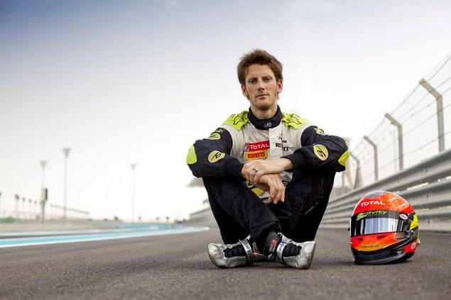 Интервью с гонщиком Формулы-1 и GP2 Романом Грожаном