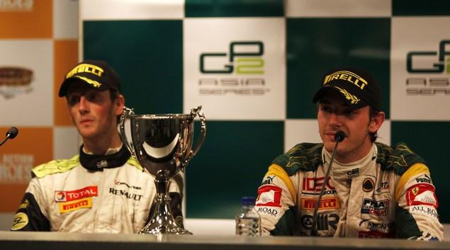 Интервью с гонщиком Формулы-1 и GP2 Романом Грожаном. Фото 2