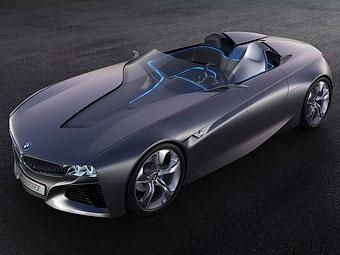 Компания BMW намекнула на новый стиль своих моделей