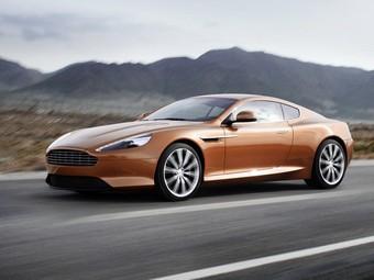 Модельный ряд Aston Martin пополнился новыми купе и кабриолетом