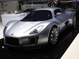 В Женеве Gumpert показал 700-сильный карбоновый суперкар