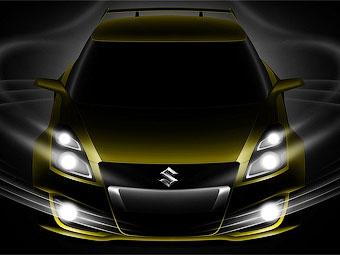 """Suzuki готовит """"горячую"""" версию нового """"Свифта"""""""