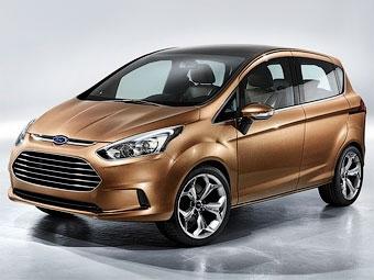Компания Ford представила новую модель