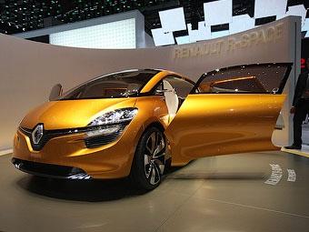 Компания Renault показала на новом компактвэне 900-кубовый турбомотор
