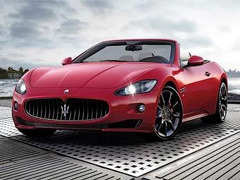 Кабриолет Maserati получил мотор от трекового суперкара