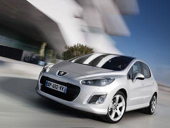 Компания Peugeot обновила семейство автомобилей 308