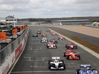 В России пройдет гонка Формулы-Суперлига
