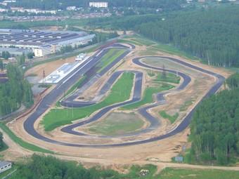 В России появилась первая трасса для автогонок международного уровня